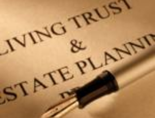 Another Reason Why You Might Want a Living Trust Instead of a Will For Your Family